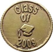 Token - Manayer (Class of 2009) – obverse