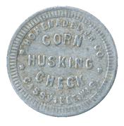 2½ Cents - P. Hohenadel Jr. & Co. (Cassville, Wisconsin) – obverse