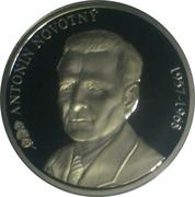 Token - Presidents of the Czech Republic and Czechoslovakia (Antonín Novotný) – obverse