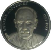 Token - Presidents of the Czech Republic and Czechoslovakia (Antonín Zápotocký) – obverse