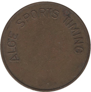Token - Alge Timing Sports (Lustenau) – obverse