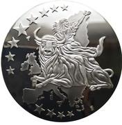 Token - European Currency (Estonia - 10 Euro Cent) – reverse