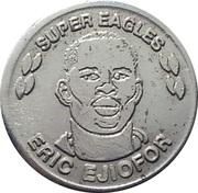 Token - Peak - Nigeria Football Federation (Eric Ejiofor) – obverse