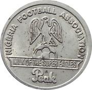 Token - Peak - Nigeria Football Federation (Eric Ejiofor) – reverse