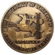 Token - University of Wisconsin Foundation – reverse