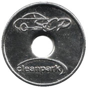 Car Wash Toaken - SCP cleanpark – obverse