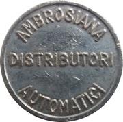 Token - Ambrosiana Distributori Automatici – reverse