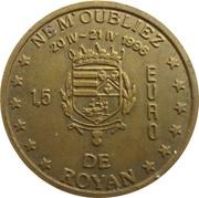 1,5 Euro - Royan – reverse