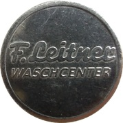 Car Wash Token - F. Leitner Waschcenter (Graz) – obverse