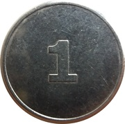 Car Wash Token - F. Leitner Waschcenter (Graz) – reverse