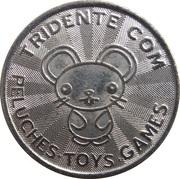 Token - Tridente com (Latisana) – reverse