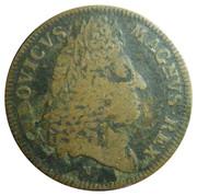 Louis XIV - Chambre aux deniers – obverse