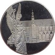 1 Waagje - Alkmaar (750th anniversary) – obverse