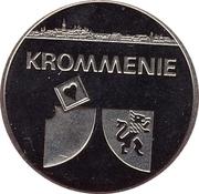 1 Zaanse Klop - Krommenie (25th anniversary of Zaanstad) – obverse