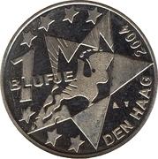 1 Blufje - Den Haag (Culture Year in The Hague - Schouwburg / Diligentia) – reverse