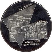 1 Blufje - Den Haag (Culture Year in The Hague - Schouwburg / Diligentia) – obverse