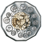 Token - Croatian Monetary Institute – reverse