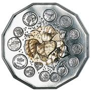 Token - Croatian Monetary Institute – reverse