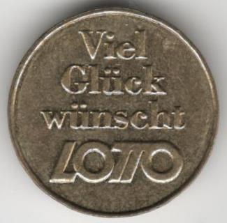 how to say good luck in german