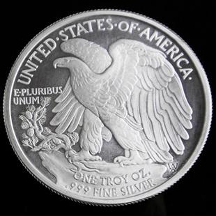 1 Oz Silver Walking Liberty Tokens Numista