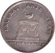Archevêché de Rouen - Louis de La Vergne-Montenard de Tressan – reverse