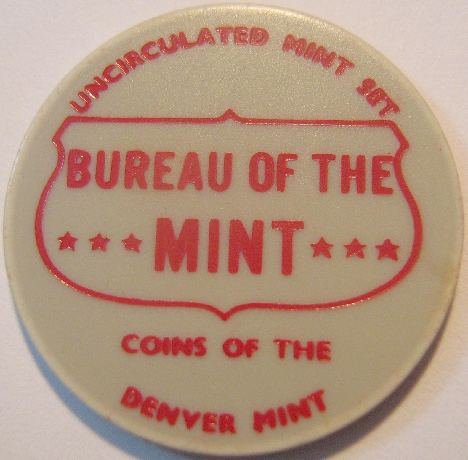 Denver Mint Coin