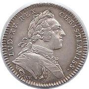 Louis XV ASSEMBLÉE DU CLERGÉ ET JETONS RELIGIEUX – obverse