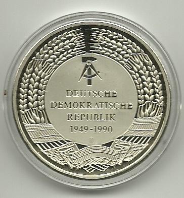 fall of the brandenburger tor medallion tokens numista. Black Bedroom Furniture Sets. Home Design Ideas