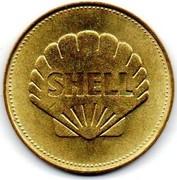 Shell Token - Man In Flight (Auguste Piccard) – reverse
