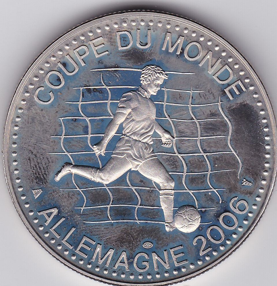 Coupe du monde allemagne 2006 jetons numista - Tous les buts de la coupe du monde 2006 ...