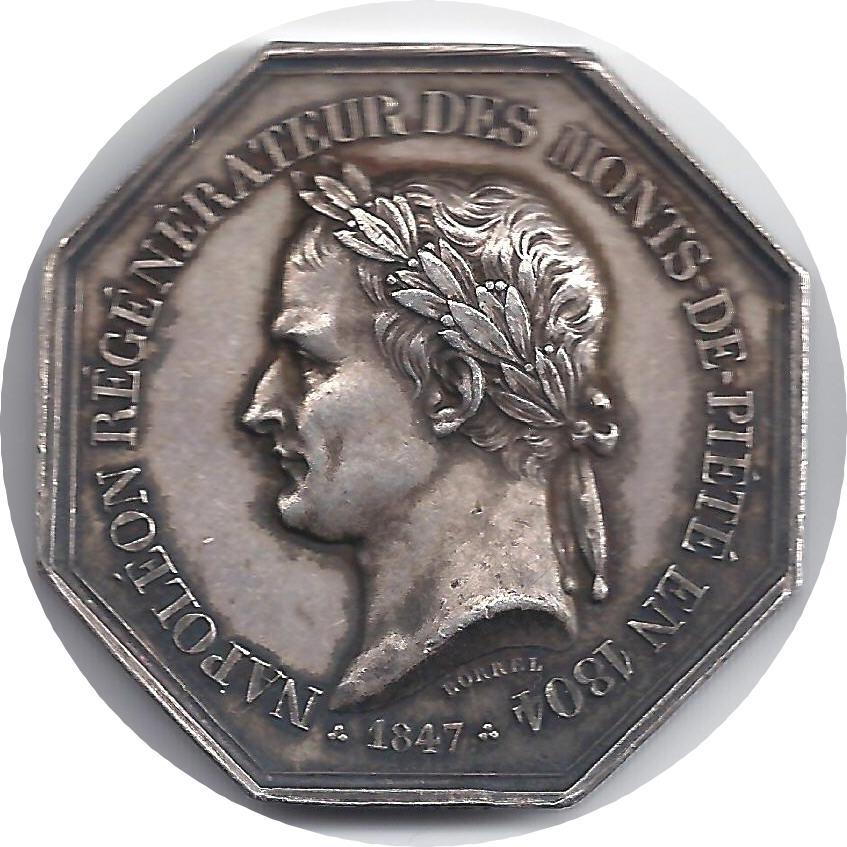 mont de pi 233 t 233 de rouen napoleon bonaparte tokens numista