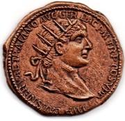 Collection WRL replica - Serie Imperatore (Trajan - dupondius) – obverse