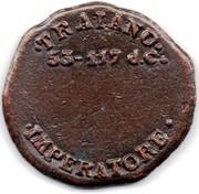 Collection WRL replica - Serie Imperatore (Trajan - dupondius) – reverse