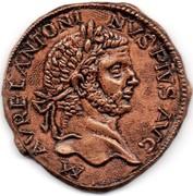 Collection WRL replica - Serie Imperatore (Caracalla - sesterce) – obverse