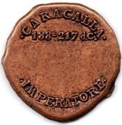 Collection WRL replica - Serie Imperatore (Caracalla - sesterce) – reverse