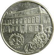 Kremnica Mint Token – obverse