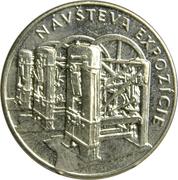 Kremnica Mint Token – reverse