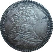 Jeton Artillerie Louis Charles de Bourbon, comte d'Eu - EUROPA – obverse
