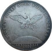 Jeton Artillerie Louis Charles de Bourbon, comte d'Eu - EUROPA – reverse