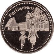 Token - Liechtenstein (Parliament) – obverse