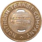 1 Fare - Northern Transit Company (Fargo, North Dakota) – obverse