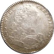Token - Louis XV (Artillerie et Génie) – obverse
