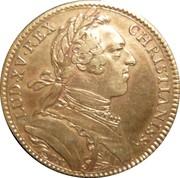 Louis XV - États d'Artois - COMITIA ARTESIAE – obverse