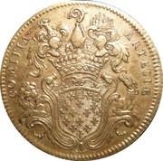 Louis XV - États d'Artois - COMITIA ARTESIAE – reverse