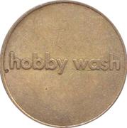 Car Wash Token - Hobby Wash Aurea – reverse
