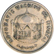25 - Automatic Machine Co – obverse