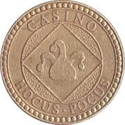 Slot Mashine Token - Casino Hocus-Pocus – obverse