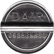 Automatic Token - DAIR 093539660 – reverse