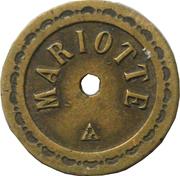 10 Centimes - Mariotte – obverse