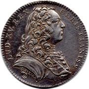 Récompense de la ville de Bordeaux - Louis XV – obverse